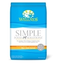 Wellness Simple Solution Rice & Duck Dog Food 26 lb wellness, simple solution, rice & duck, rice and duck, Dry, dog food, dog